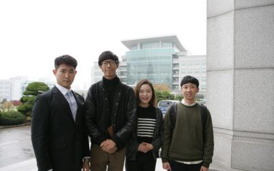 H.U.G 팀 , '제1회 C MAKE-A-Thon' 최우수상 수상,