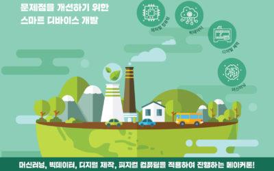 환경/ 교통 분야의 문제점을 개선하기 위한 혁신아이디어 메이커톤 2018 인천에서 개최